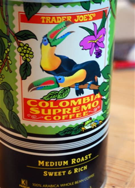 Trader Joe?s Colombia Supremo, reviewed ? Brewed Daily