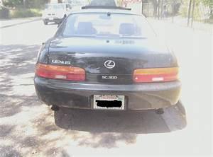 Ca 1993 Lexus Sc300 5 Spd Manual For Sale