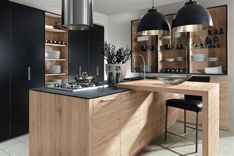 cuisiniste belgique une cuisine contemporaine en bois de la marque allemande