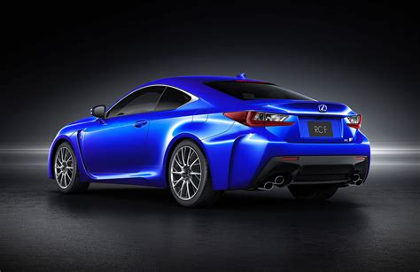 blue lexus 2015 2015 lexus rc f rear photo exceed blue metallic color