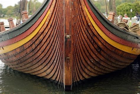 Viking Longboat York by The Day After Quot Tough Journey Quot Viking Ship Docks At