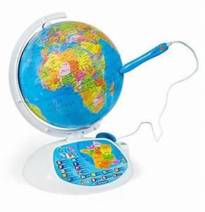 Globe Interactif Clementoni : avis sur le globe terrestre lumineux zone led ~ Medecine-chirurgie-esthetiques.com Avis de Voitures