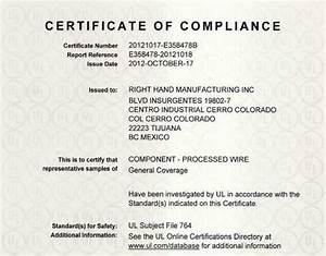 Certifications And Standards