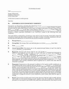 usa commercial loan commitment letter legal forms and With commercial mortgage loan commitment letter sample
