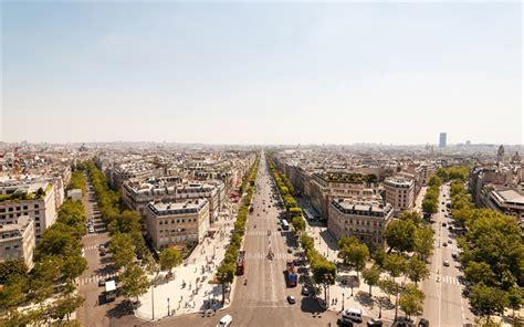 ダウンロード画像 パリの, フランス, 観光, 街並み, 春, 町並み, 旅行