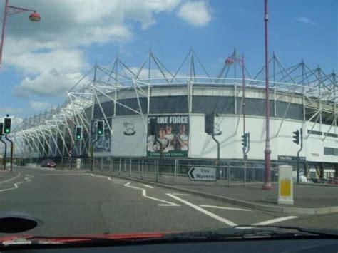 Derby County Football Club/Pride Park Stadium | Derby ...