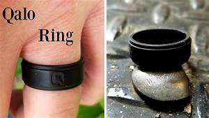 qalo ring review silicone wedding ring for active people With silicone wedding ring reviews
