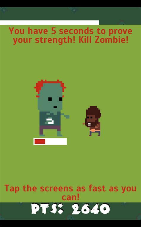 zombie test apocalypse