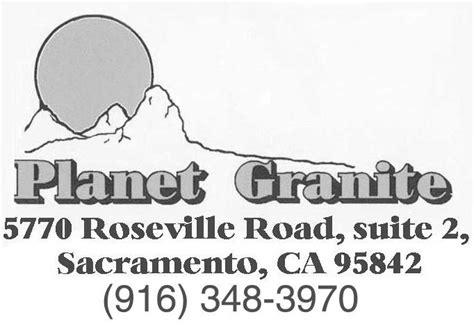 planet granite sacramento ca 95842 916 348 3970