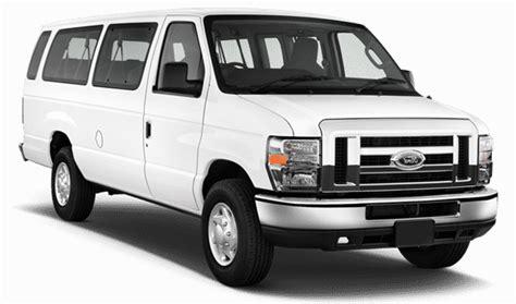 15-passenger Van Rentals In San Diego