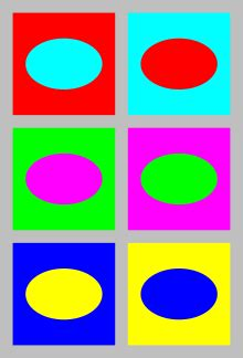 complementary colors wikipedia
