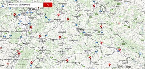 Ladestationen Fuer Elektroautos Interaktive Karte by Elektrogetrieben Mit Dem Tesla Model S In N 252 Rnberg