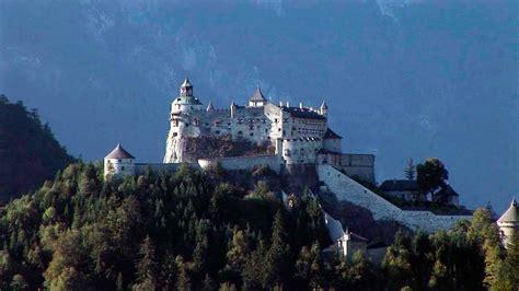 festung hohenwerfen salzburg austria hd travel channel