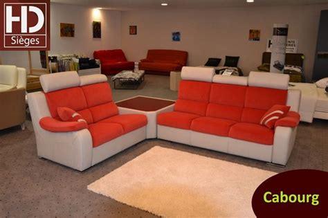 canape sur mesure canapé contemporain fixe ou relax et blanc sur