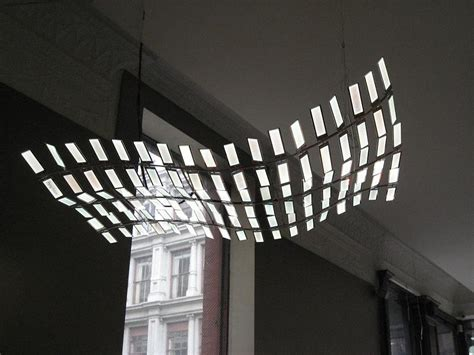 leds the future of lighting flying future oled l by ingo maurer design is this