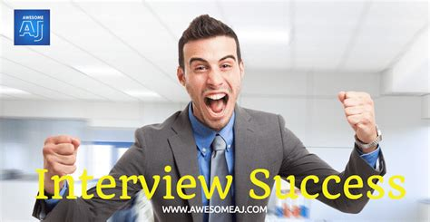 interview success law of attraction job interview success that will inspire you