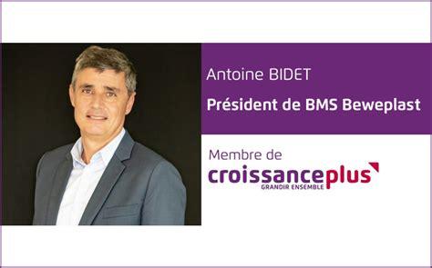 Antoine Bidet by Antoine Bidet Entrepreneur De Croissance 224 Croissanceplus