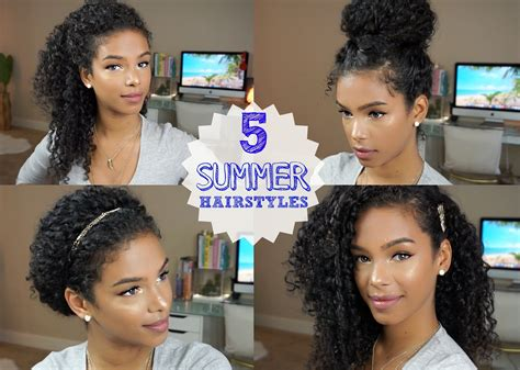 Are You Looking For Quick Summer Hair Style Ideas? Thanks