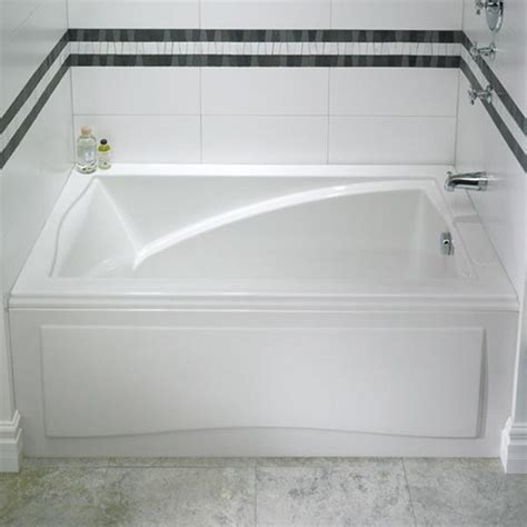 Tiling A Bathtub Alcove by Neptune Bathtub Delight Alcove With Skirt Canaroma Bath