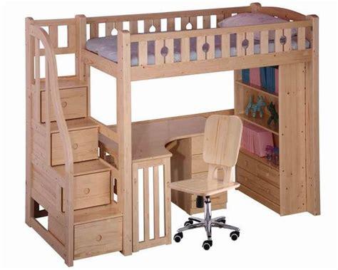 bunk bed with desk bedroom loft bed desk combo bunk bed desk loft beds