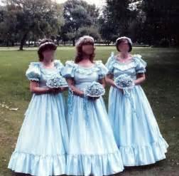 ugliest wedding dresses 80s bridesmaid dresses dresses trend