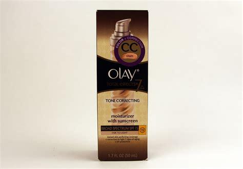 olay cc cream fair to light olay total effects cc cream review video