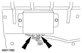 keypad module   ford explorer sport trac