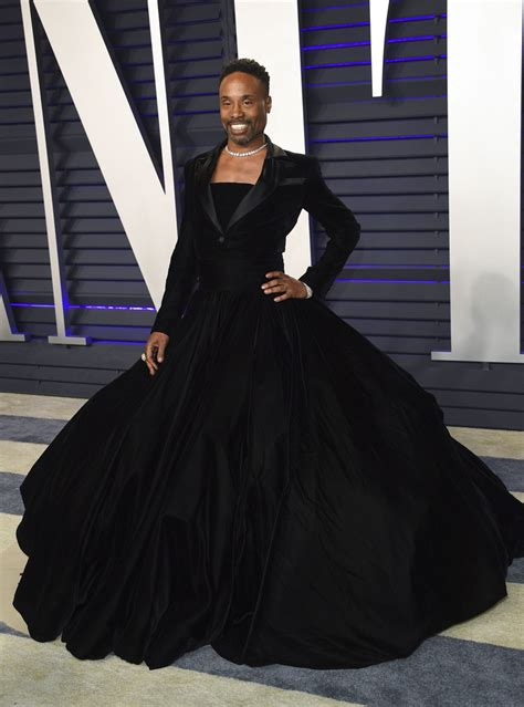 Billy Porter Speaks Oscars Gown Social Media Hate