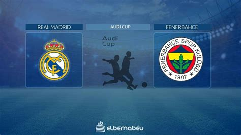 Vídeo: Streaming en directo | Real Madrid - Fenerbahce ...