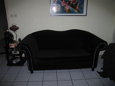 canapé chesterfield cuir canape velours occasion clasf