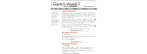 top 10 open source audit management software 2018 updated 2019 1 smb reviews