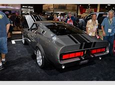 Dozens Of Customized Fords Take SEMA By Storm Carscoops