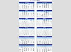 Calendário 2010 Online