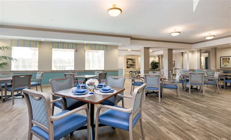 independent living floor plan  westerville senior living