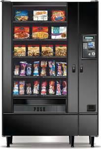 Frozen Food Vending Machine