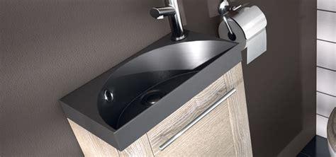 plan de toilette en solidsurface pour lave mains