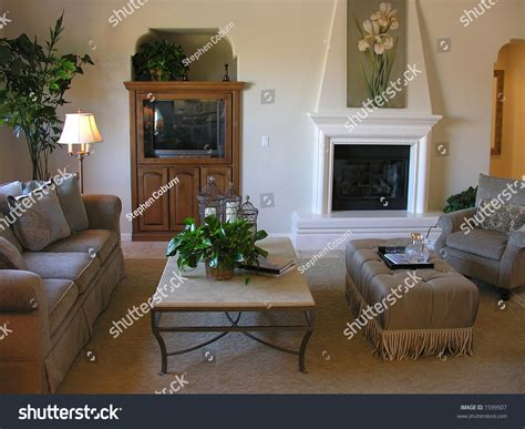 Nicely Decorated Living Room Interior Stock Photo 1599507 Paytas Homes Floor Plans Dance Plan Hogan Diy Hard Camper Trailer For Ranch Style Home Limeridge Mall Best Townhouse House Drawing Software Free Download
