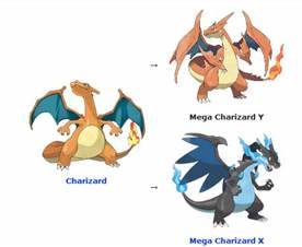 charizard black mega evolve