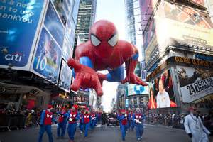 a look back at past macy s thanksgiving day parades