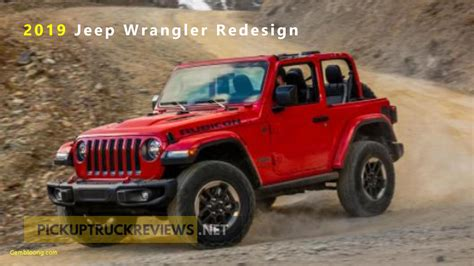 2020 The Jeep Wrangler by 2020 Jeep Wrangler Unlimited Rubicon Change 2019 2020 Jeep