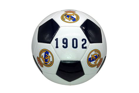 Real Madrid Authentic Official Licensed Soccer Ball Size 5 ...