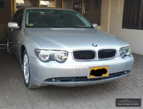 Used 745i Bmw For Sale by Bmw 7 Series 745i 2002 For Sale 7062295
