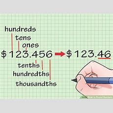 3 Ways To Round Numbers Wikihow