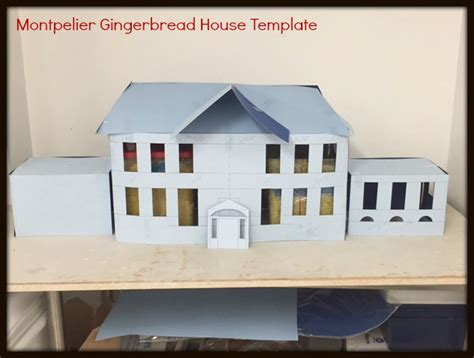 A Gingerbread House Masterpiece
