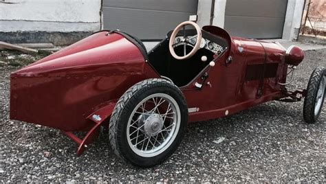 Alfa Romeo Cyclekart From Germany