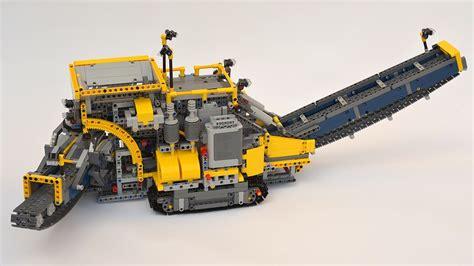 model mobile aggregate grader brickset lego set guide