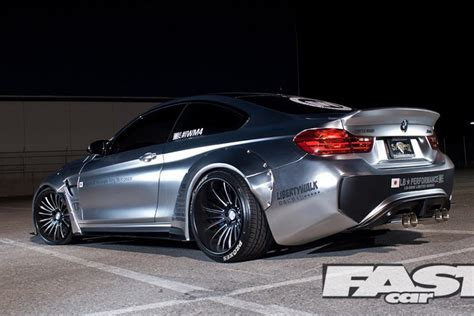 Liberty Walk Bmw M4  Fast Car