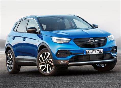 Opel Neuheiten Neue Modelle by Iaa 2017 Neuheiten Alle Neuen Modelle Auf Einen Blick