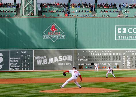 Fenway Park Hd Wallpaper Red Sox Desktop Wallpapers Wallpaper Cave