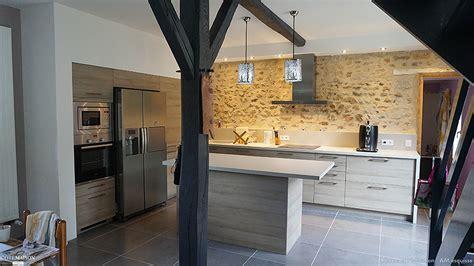 plan maison cuisine ouverte beautiful maison cuisine ouverte gallery design trends